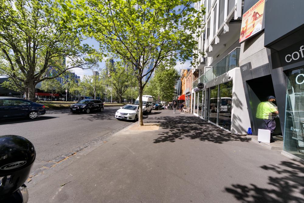 593 Elizabeth Street, Melbourne