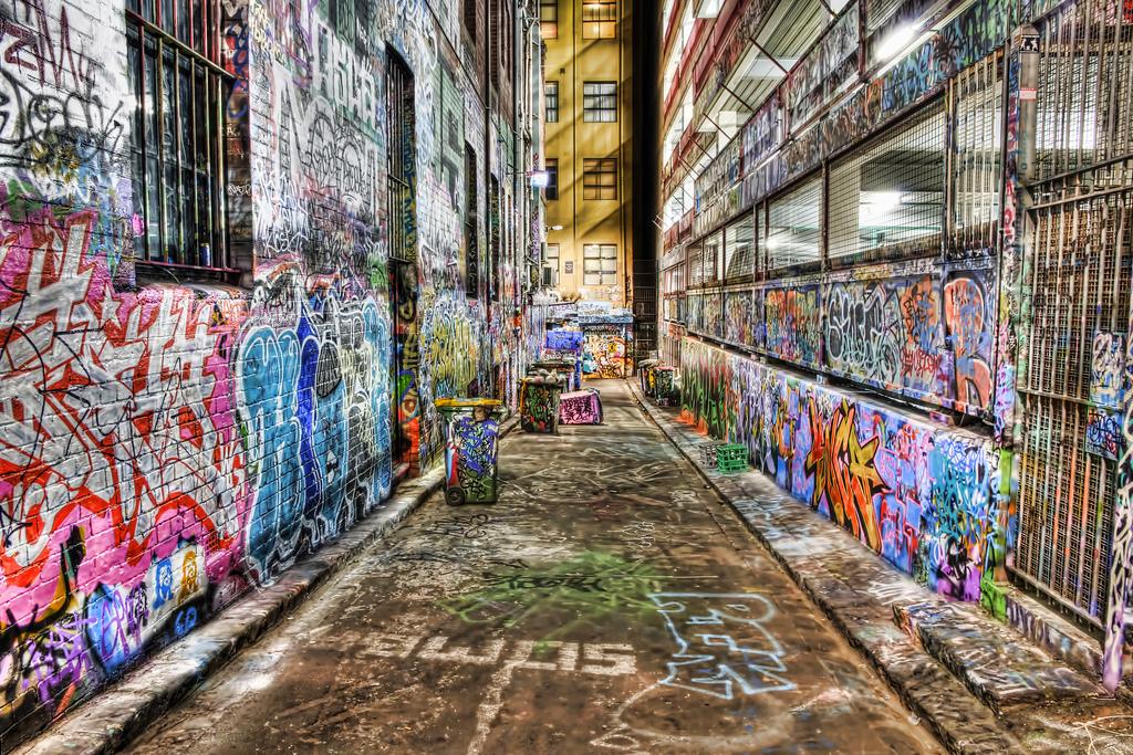 Hosier Lane Student Housing Australia