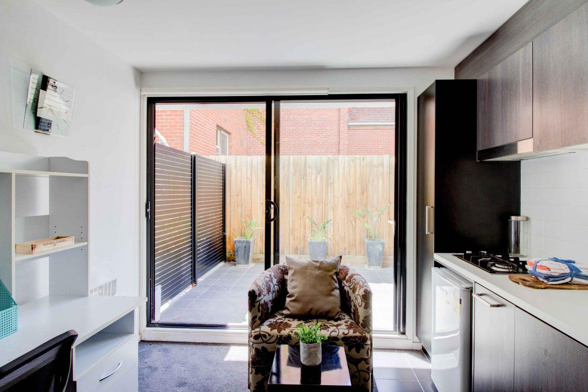 Standard Studio with Courtyard